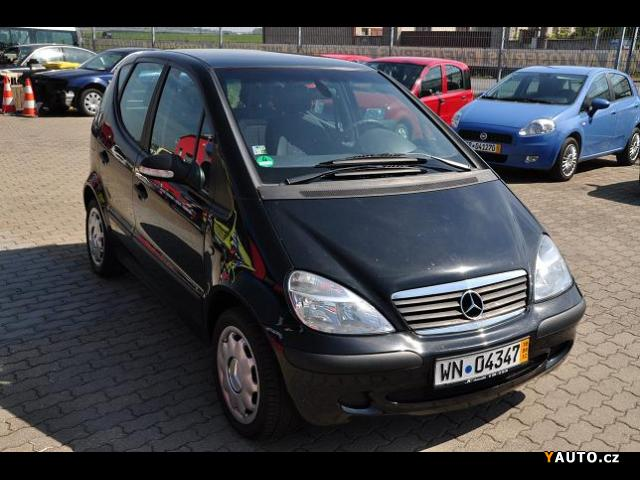 Mercedes-benz a140 photo - 3