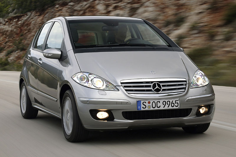 Mercedes-benz a150 photo - 4