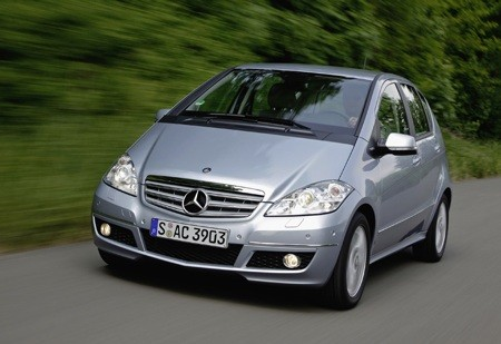 Mercedes-benz a160 photo - 2