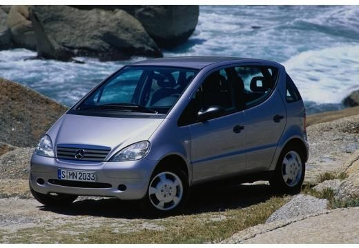 Mercedes-benz a160 photo - 3