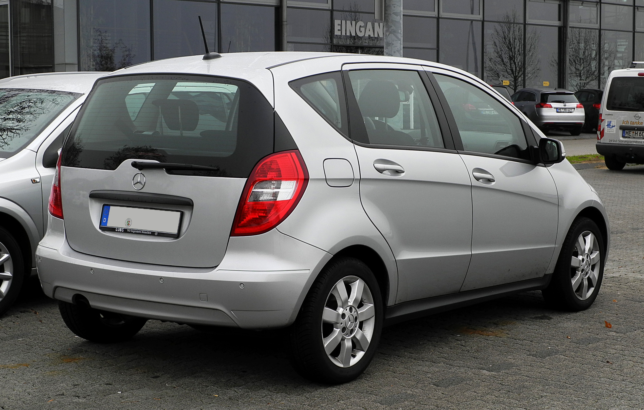 Mercedes-benz a160 photo - 4