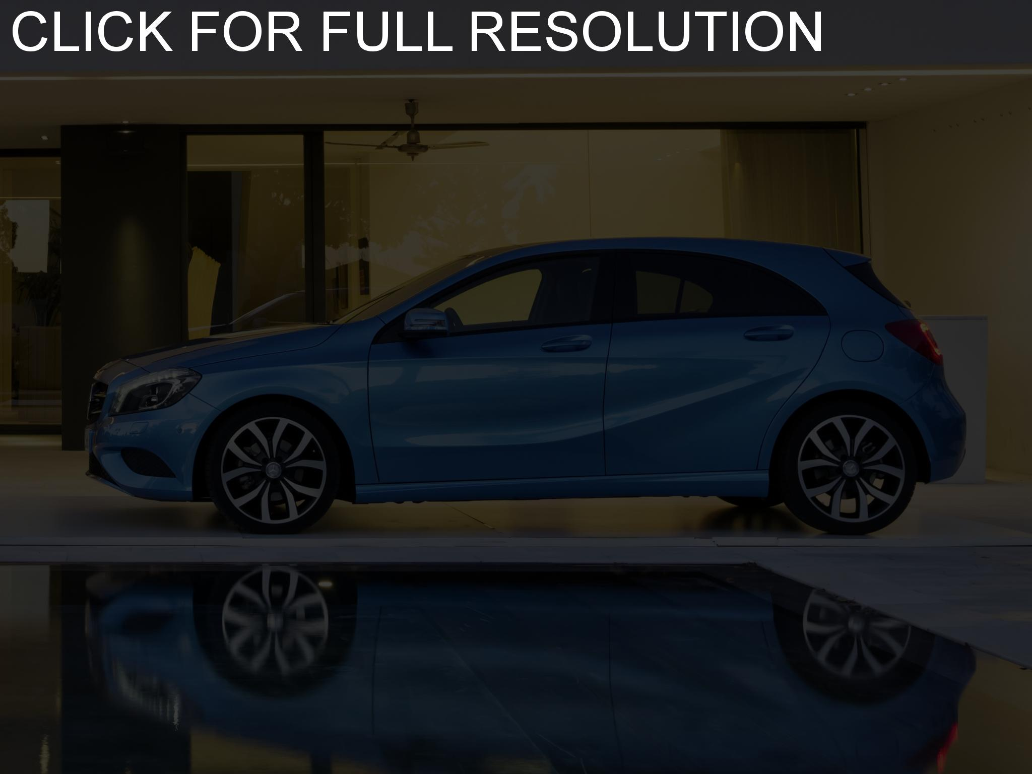 Mercedes-benz a180 photo - 1
