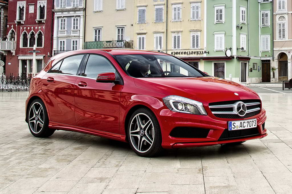 Mercedes-benz a180 photo - 2