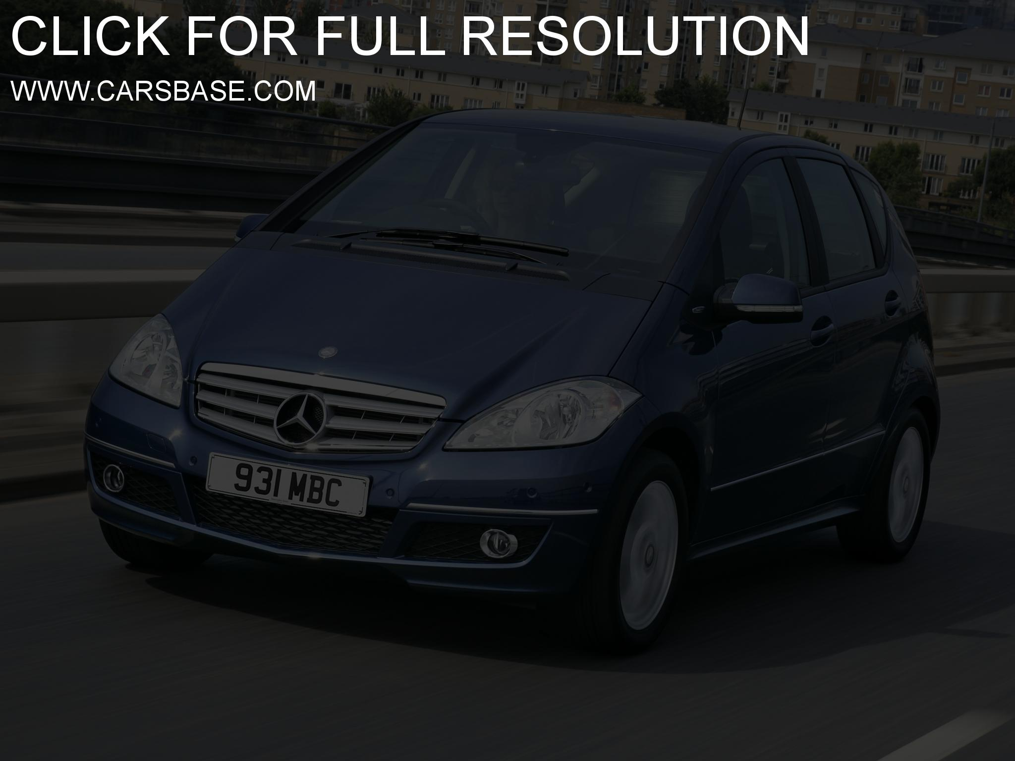 Mercedes-benz a180 photo - 3