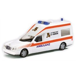 Mercedes-benz ambulans photo - 2