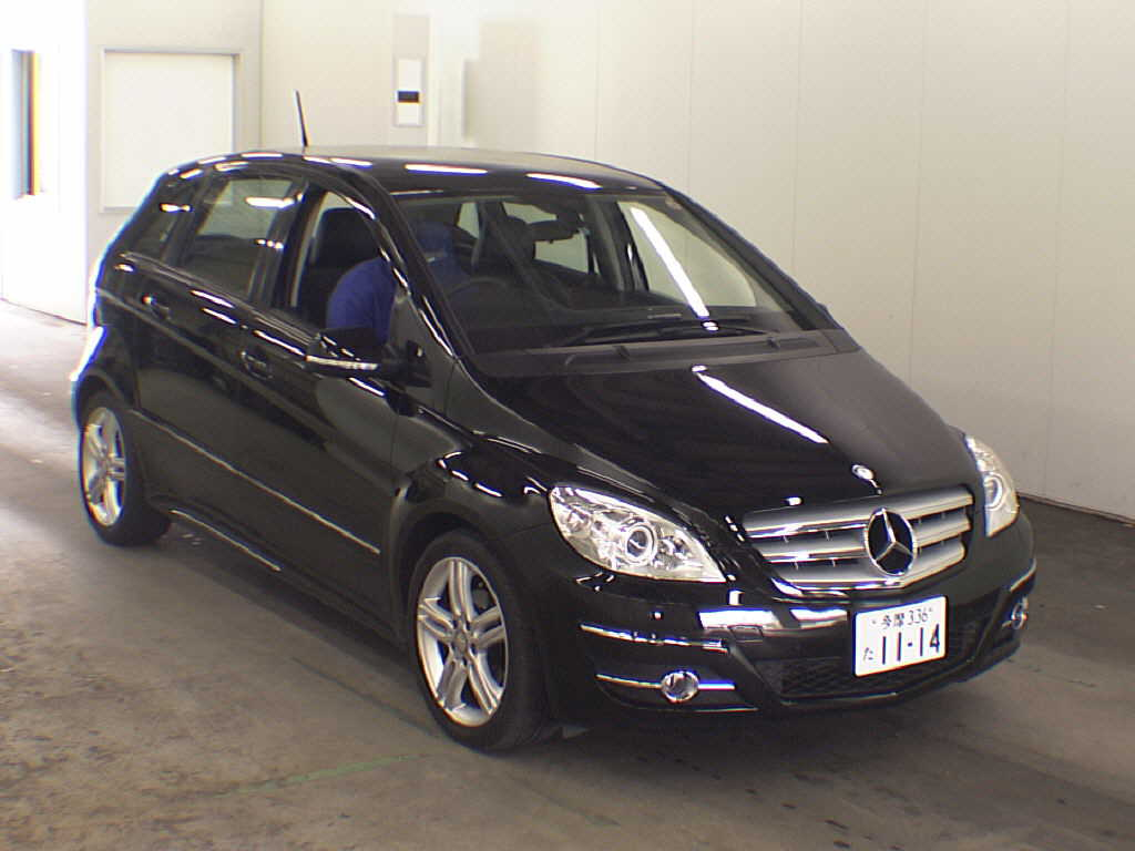 Mercedes-benz b170 photo - 2