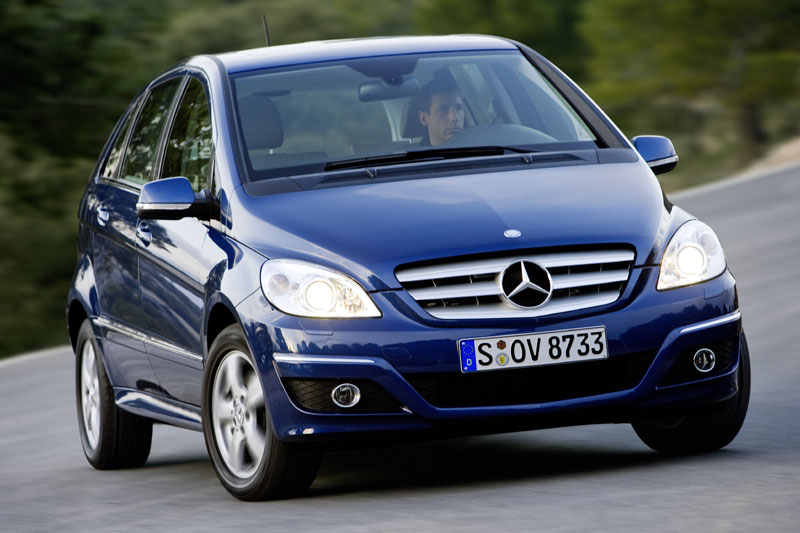 Mercedes-benz b170 photo - 4