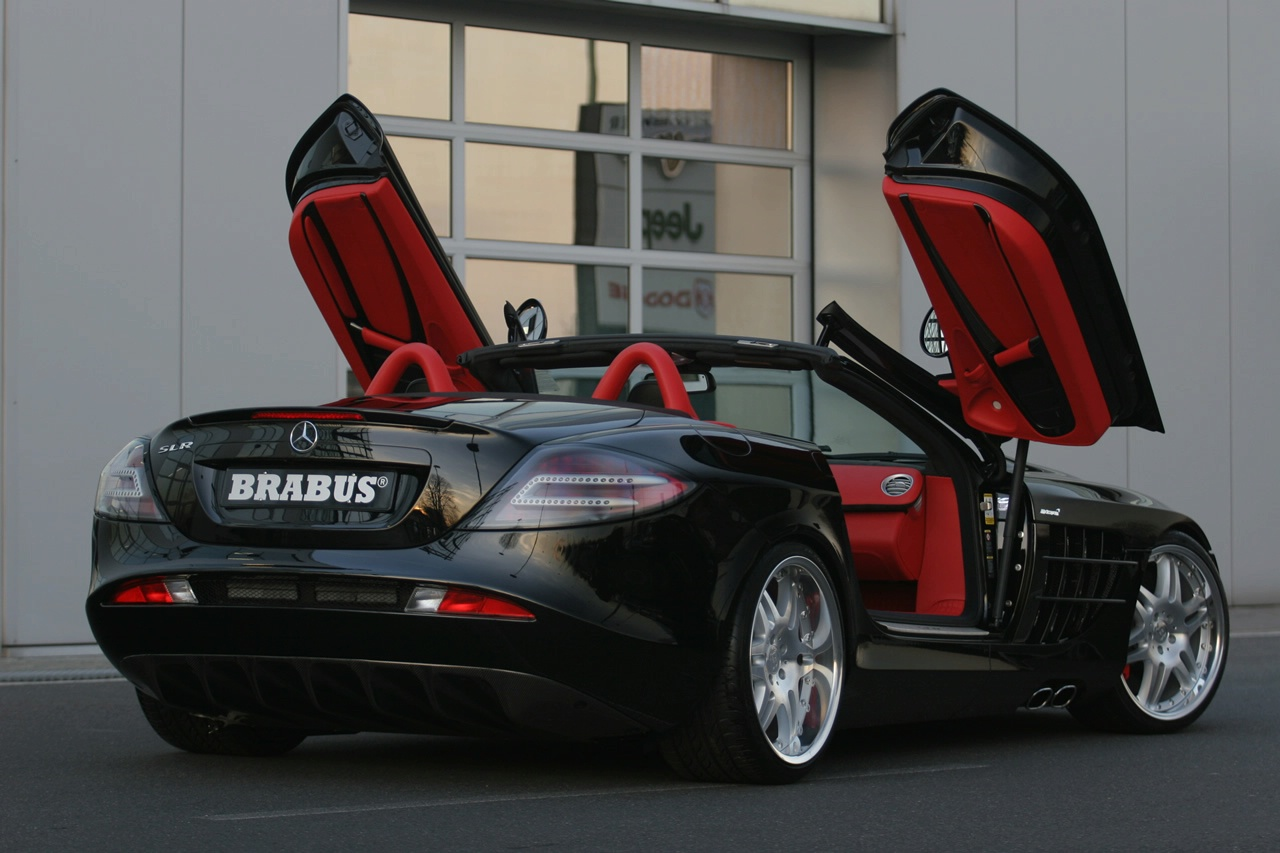 Mercedes-benz brabus photo - 2