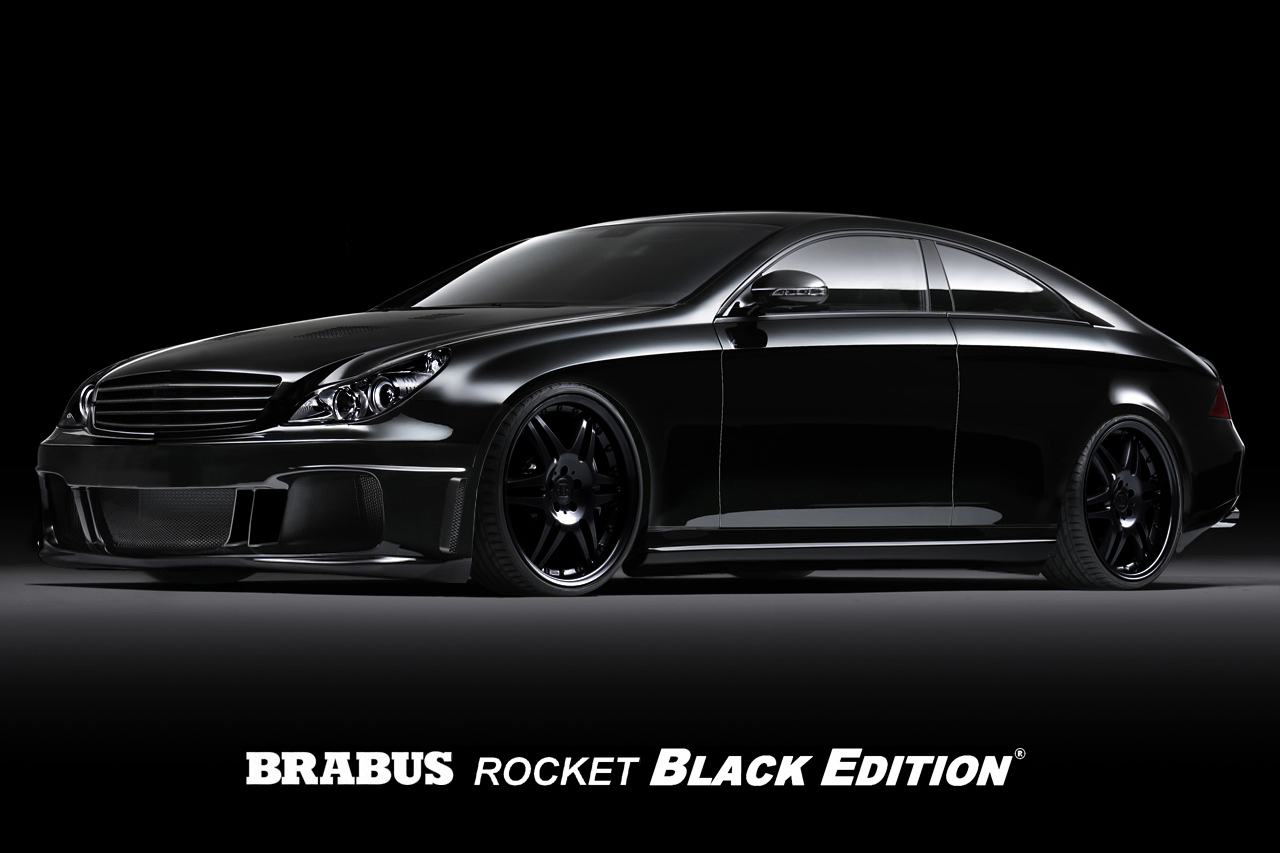 Mercedes-benz brabus photo - 3