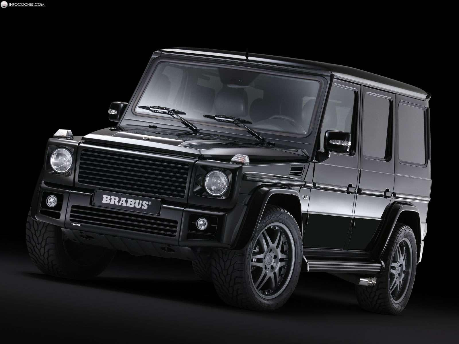Mercedes-benz brabus photo - 4