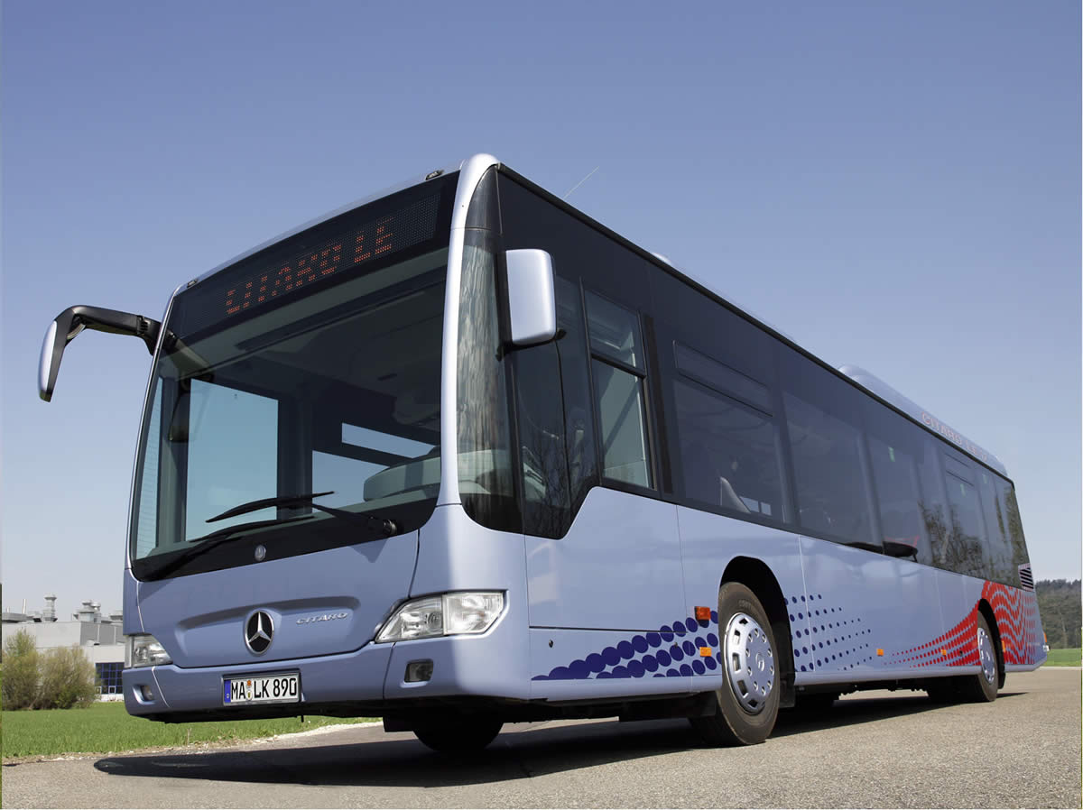 Mercedes-benz bus photo - 3