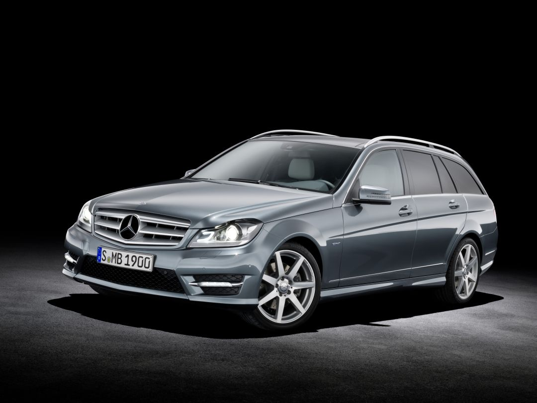 Mercedes-benz c-klasse photo - 1