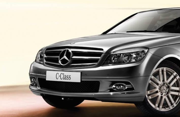 Mercedes-benz c200 photo - 1