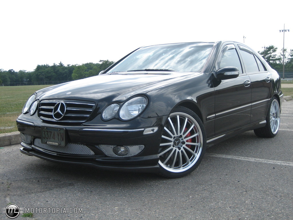 Mercedes benz c230 photo - 2