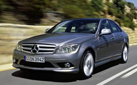 Mercedes benz c230 photo - 3