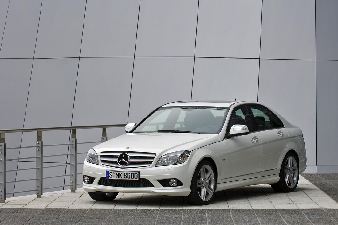 Mercedes benz c230 photo - 4