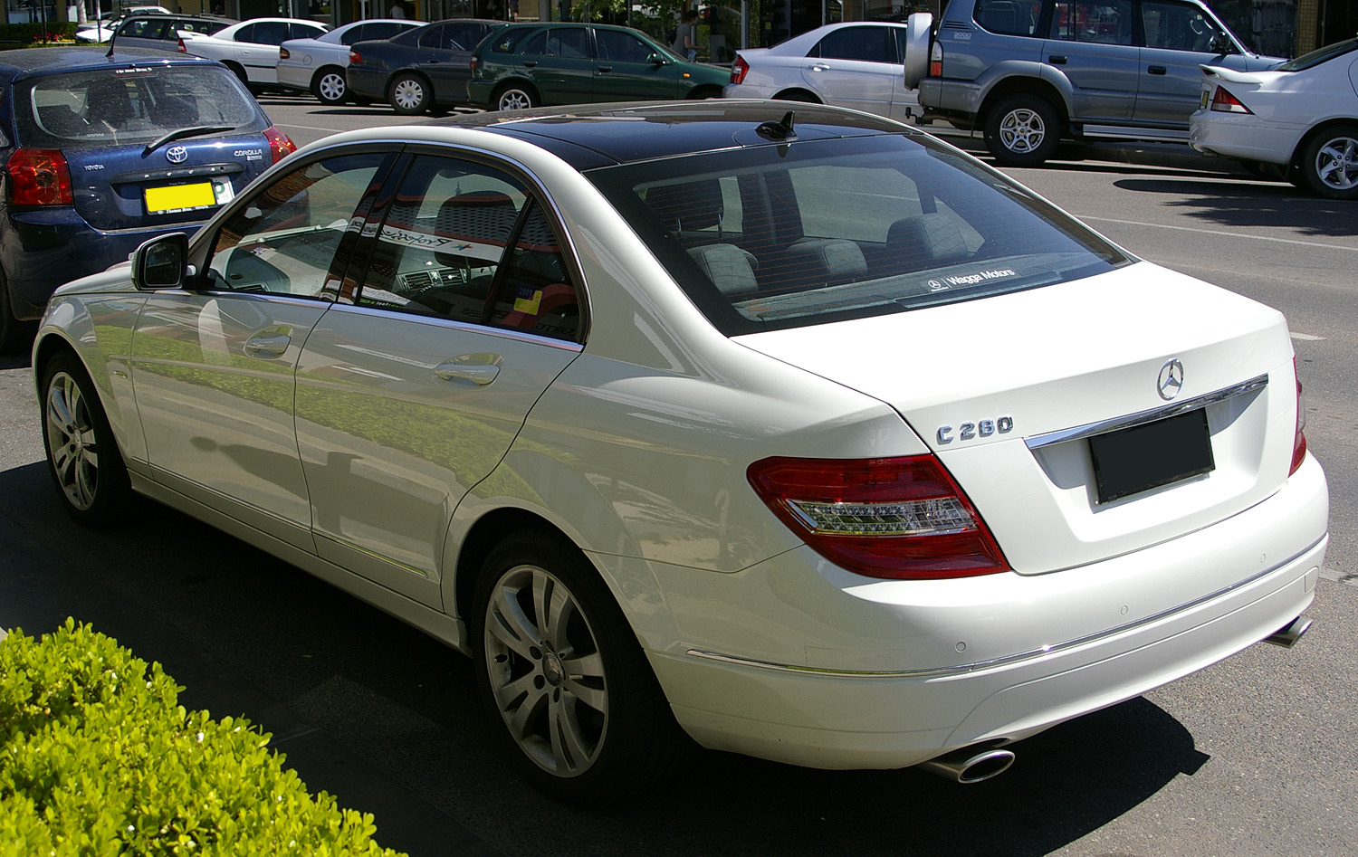 Mercedes-benz c280 photo - 1