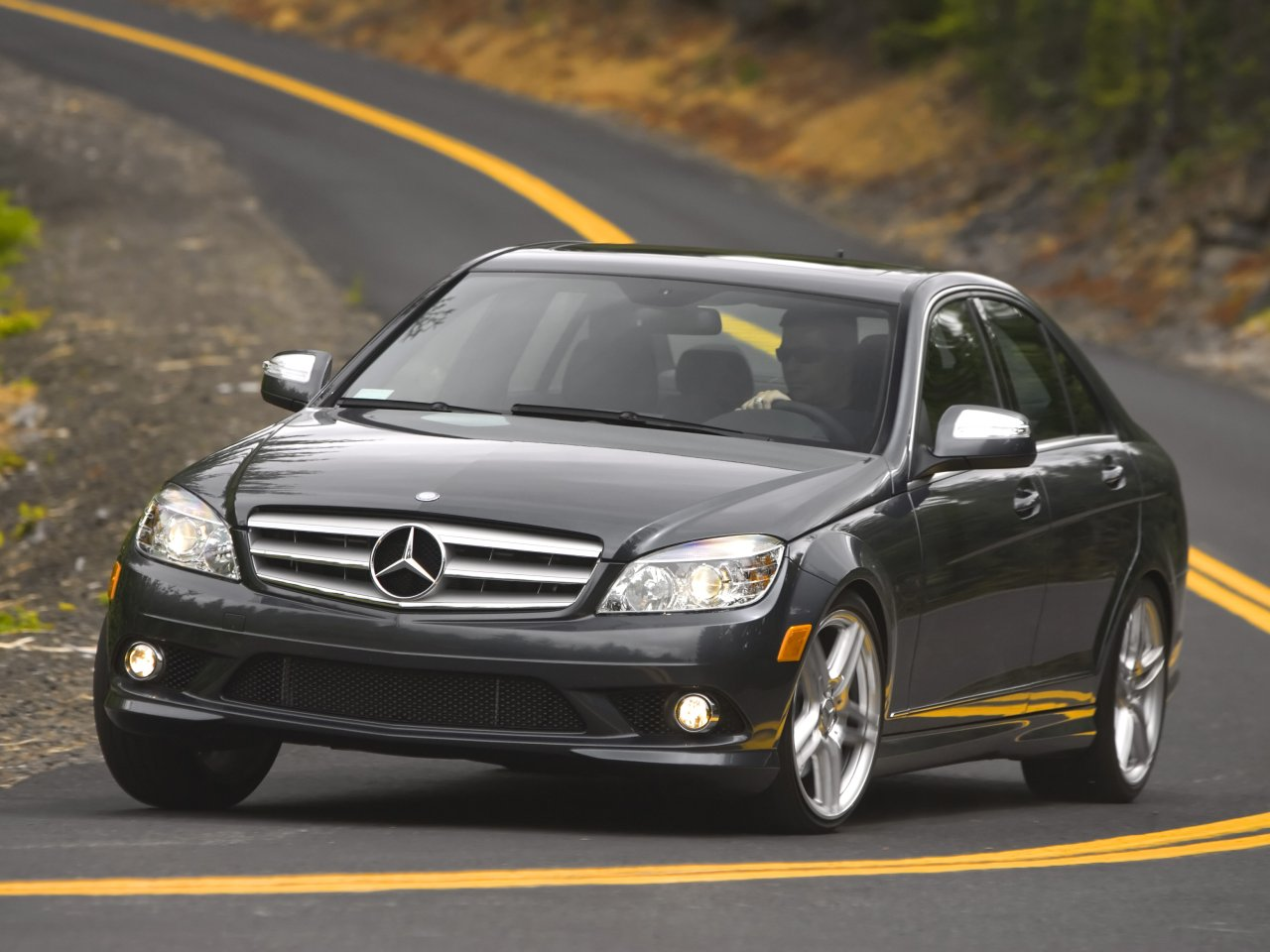 Mercedes-benz c350 photo - 1