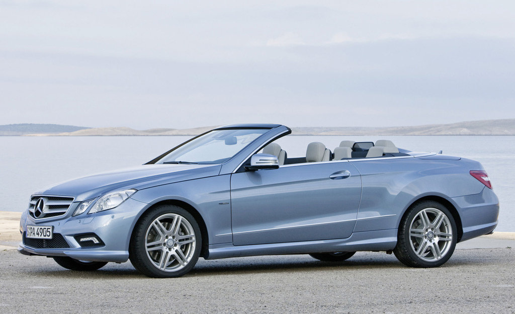 Mercedes-benz cabrio photo - 3
