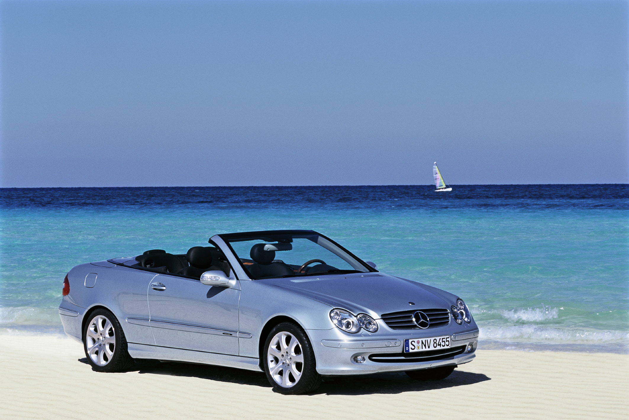 Mercedes-benz cabriolet photo - 1