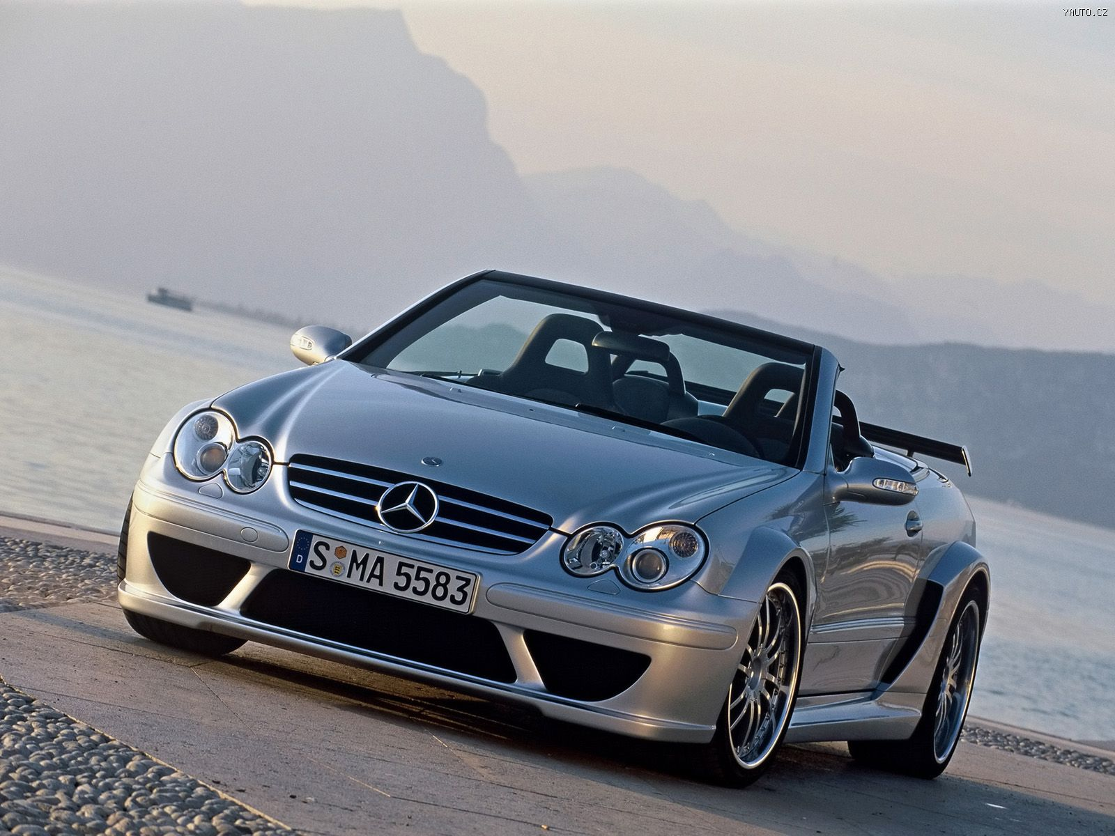 Mercedes-benz cabriolet photo - 4