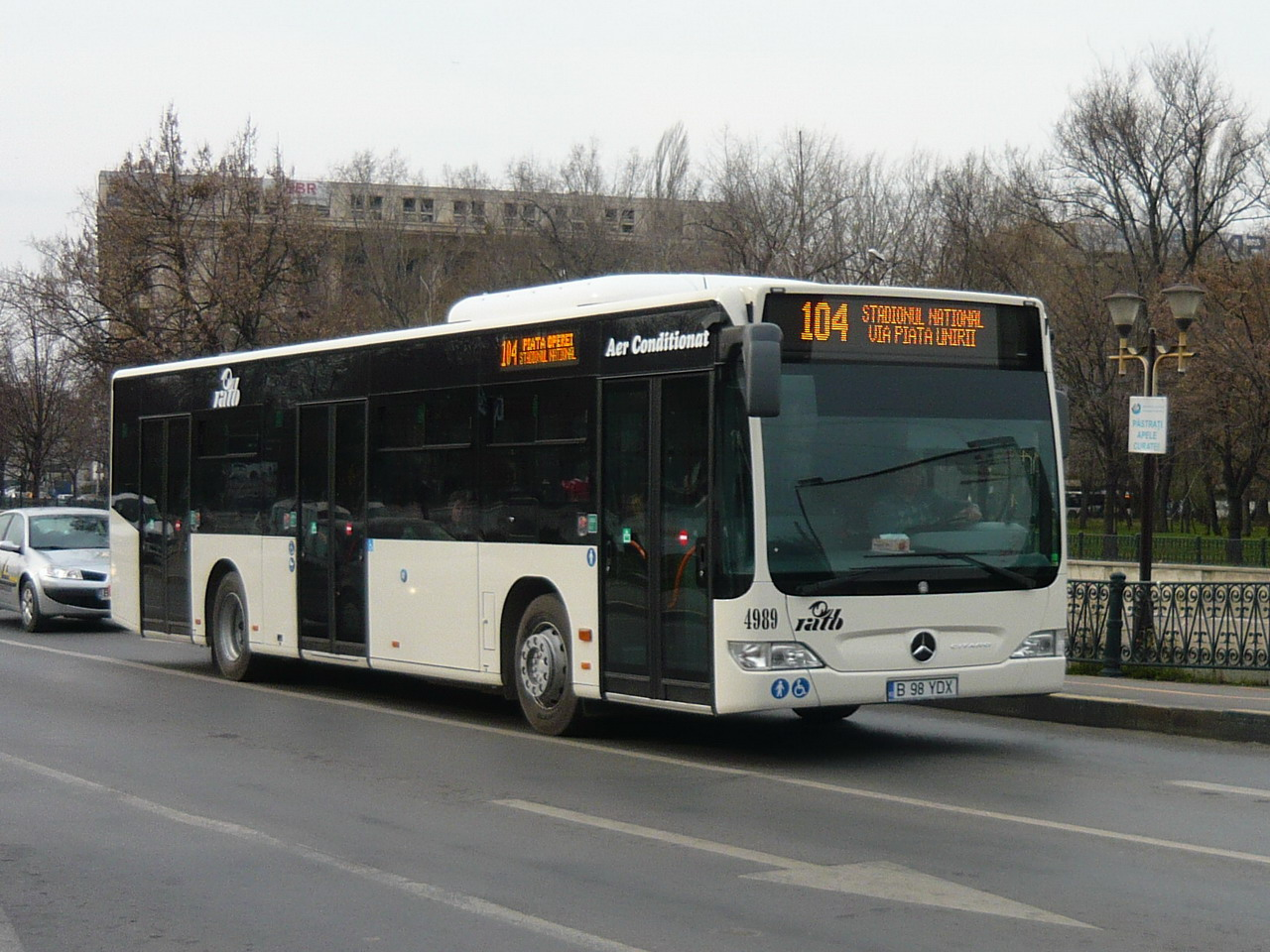 Mercedes-benz citaro photo - 1