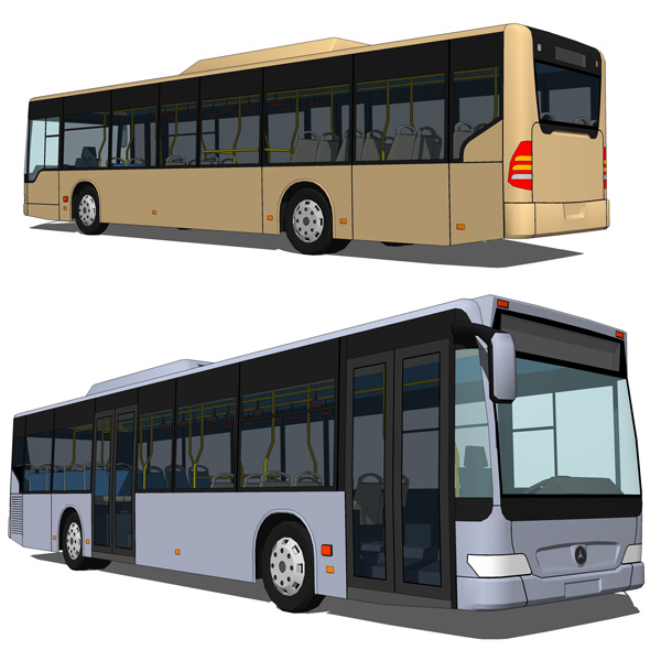 Mercedes-benz citaro photo - 2