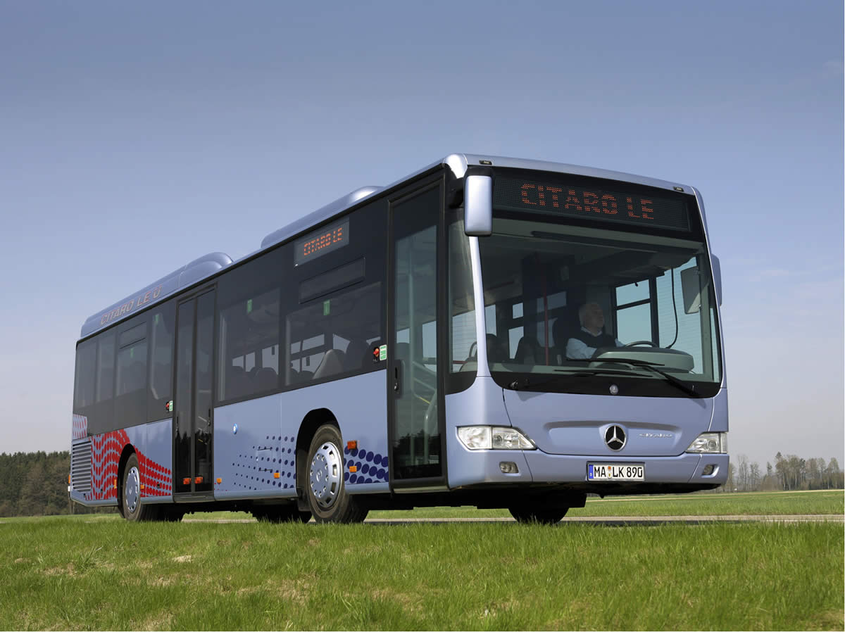 Mercedes-benz citaro photo - 3