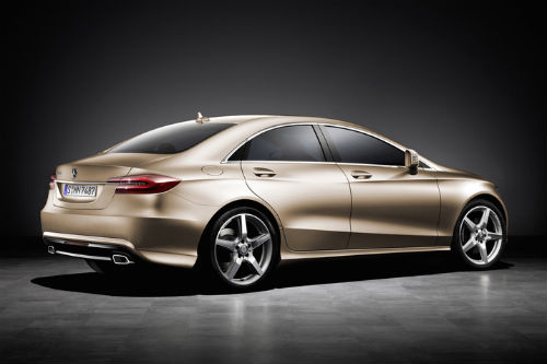 Mercedes-benz clc photo - 2