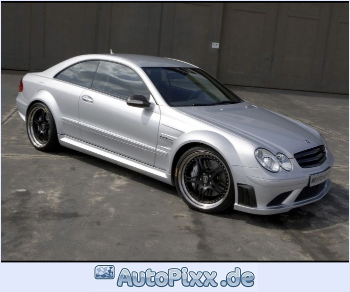 Mercedes-benz clk photo - 2