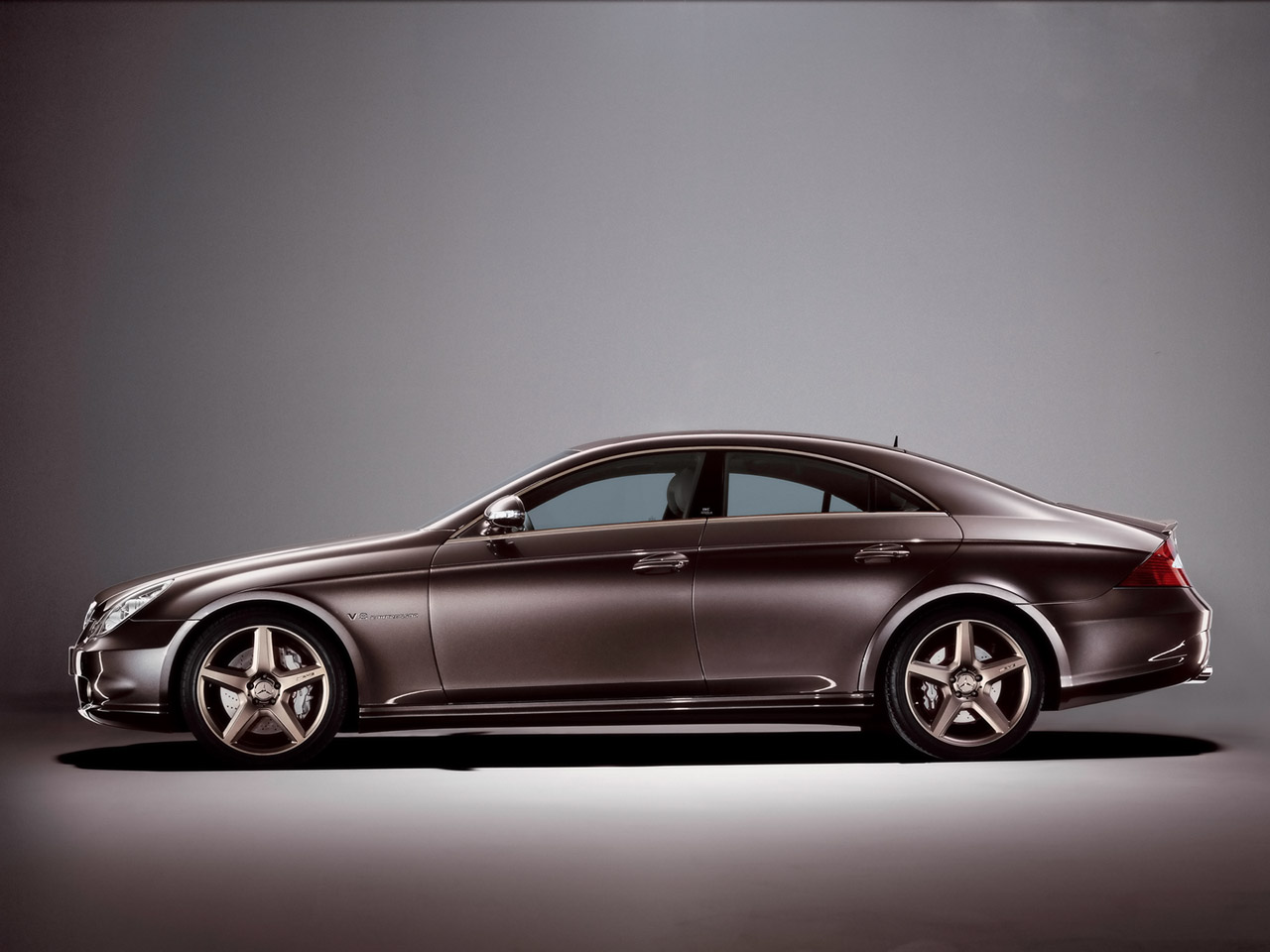 Mercedes-benz cls photo - 2