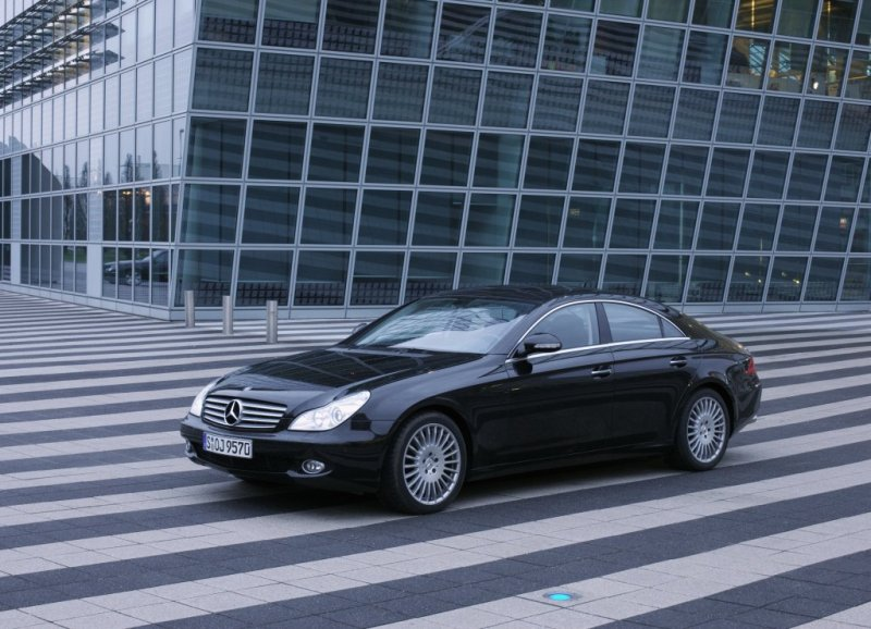 Mercedes-benz cls350 photo - 1