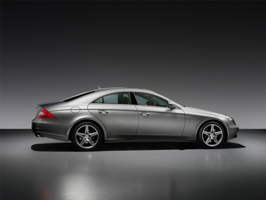 Mercedes-benz cls350 photo - 2