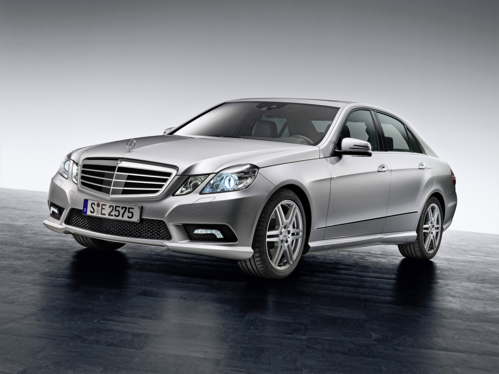 Mercedes-benz e photo - 2
