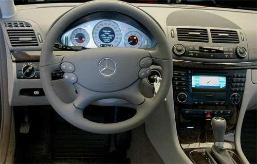 Mercedes-benz e200 photo - 3