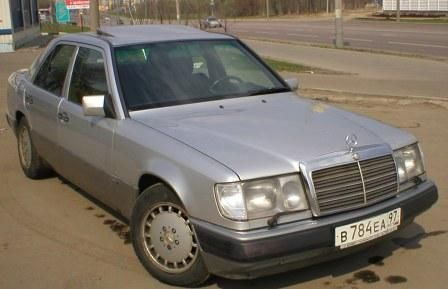 Mercedes-benz e230 photo - 3