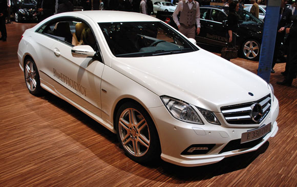 Mercedes-benz e250 photo - 4