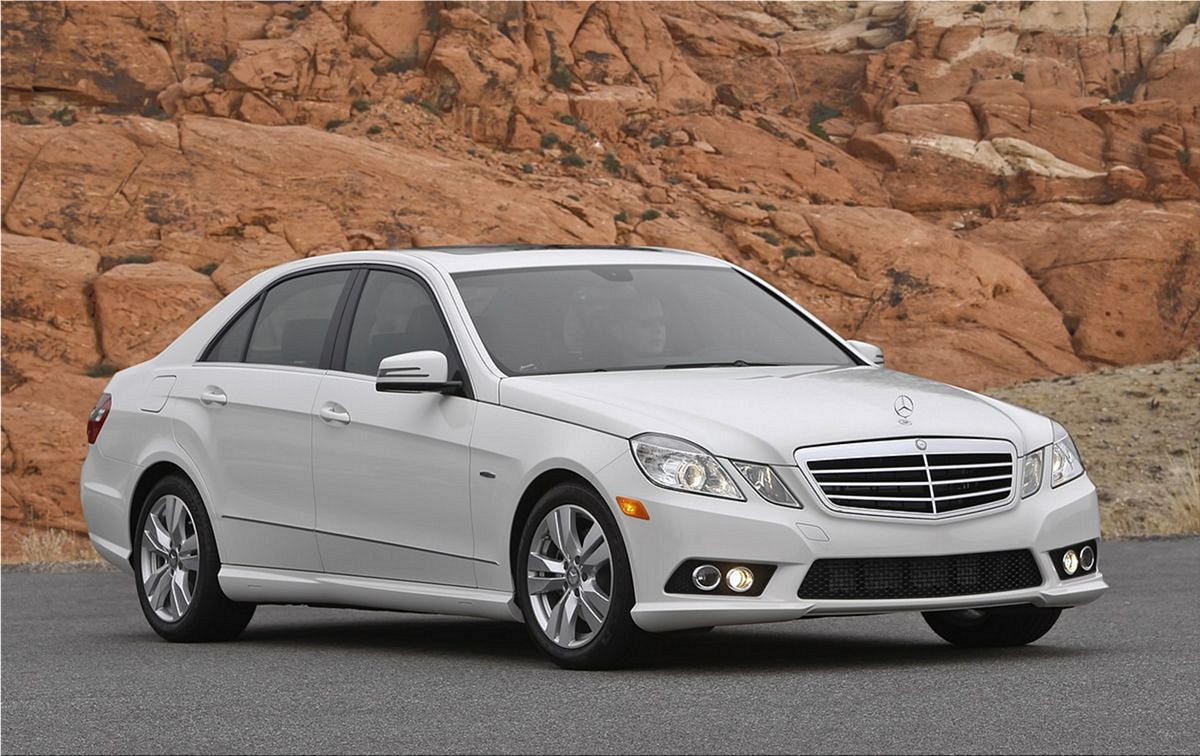 Mercedes-benz e350 photo - 1