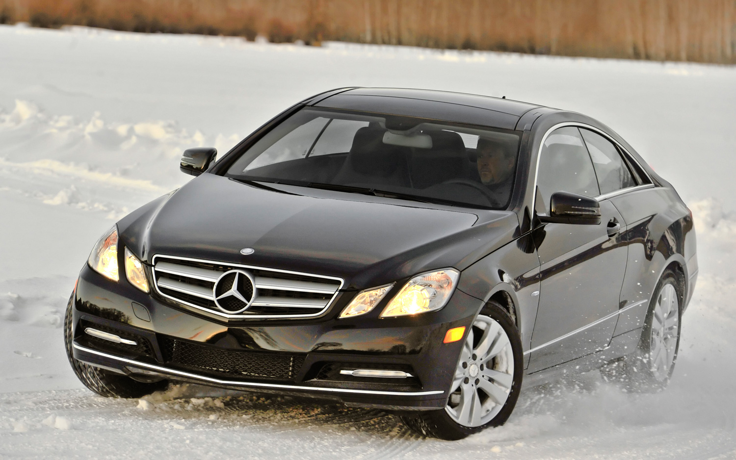 Mercedes-benz e350 photo - 2