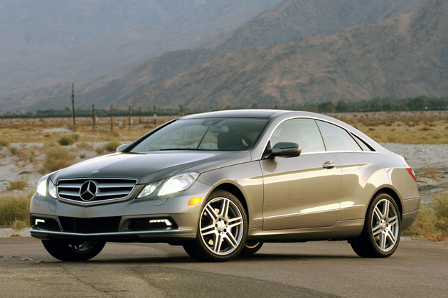 Mercedes-benz e350 photo - 3