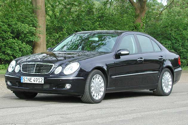 Mercedes-benz e420 photo - 1