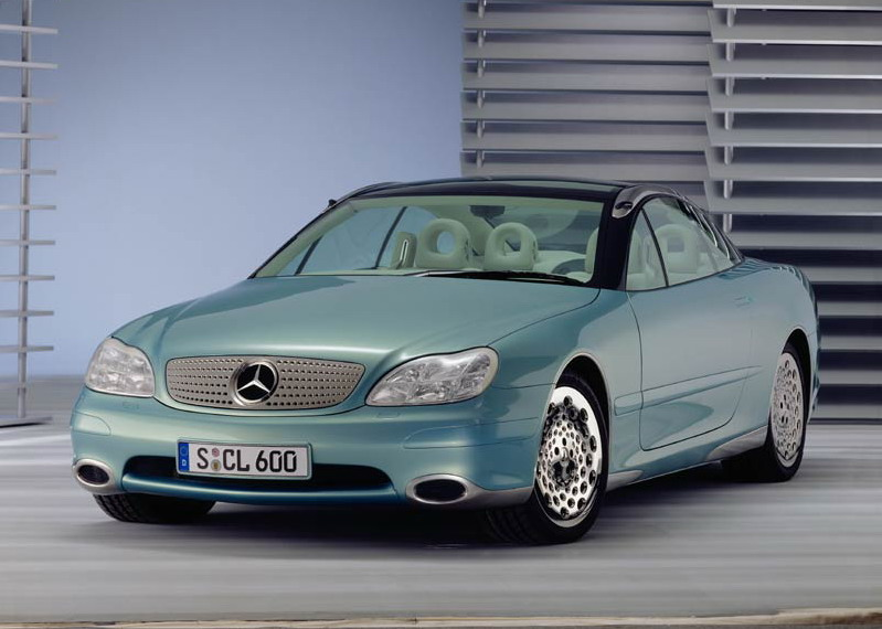 Mercedes-benz f200 photo - 2