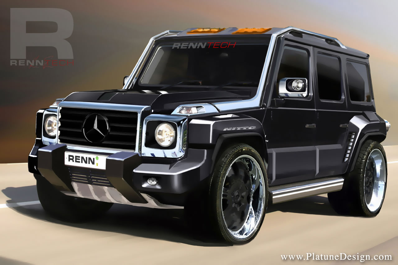 Mercedes-benz g photo - 2