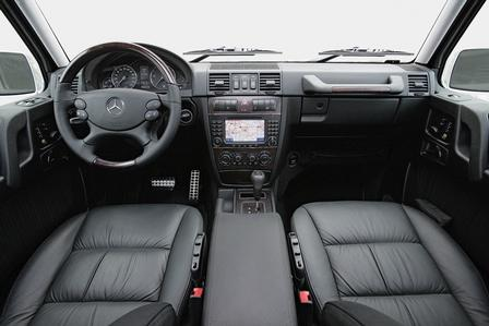 Mercedes-benz g-klasse photo - 1