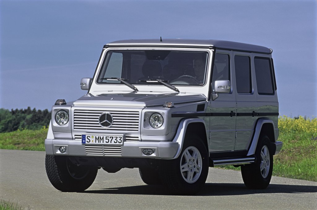 Mercedes-benz g-klasse photo - 2