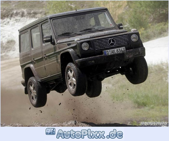 Mercedes-benz g-klasse photo - 4