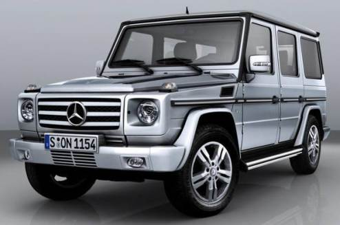 Mercedes-benz g-wagon photo - 2