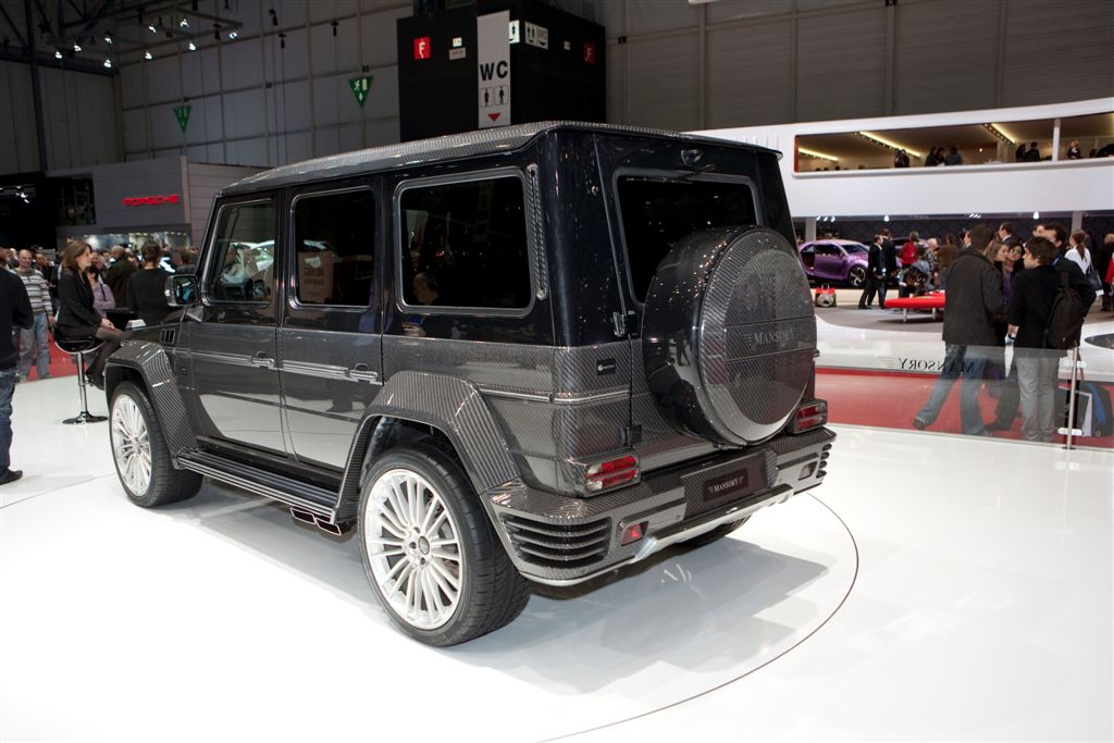Mercedes-benz g-wagon photo - 3