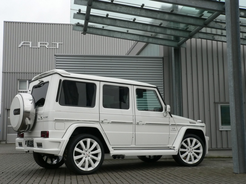 Mercedes-benz g-wagon photo - 4