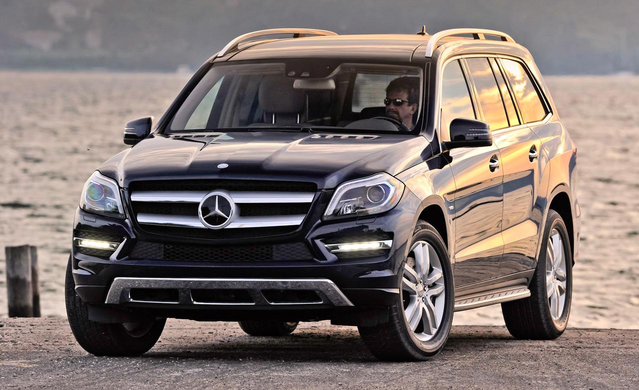 Mercedes-benz gl450 photo - 1